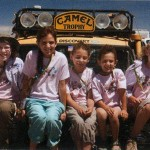 Divas on the Camel Trophy Disco