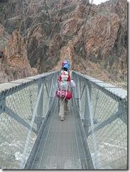 heading out silver bridge